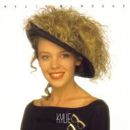 Album art for Kylie Minogue's Debut Album.