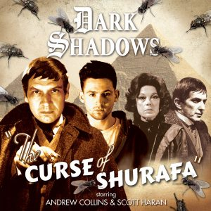 Cover art for the Curse of Shurafa.