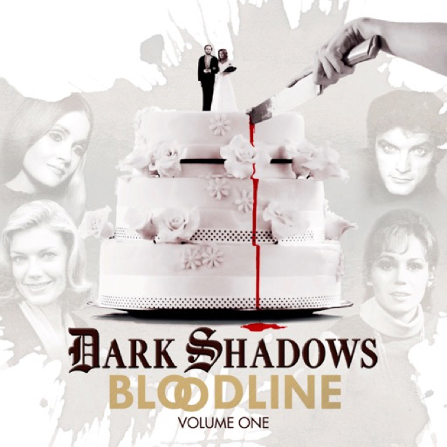 Cover Art for Dark Shadows: Bloodline - Volume One