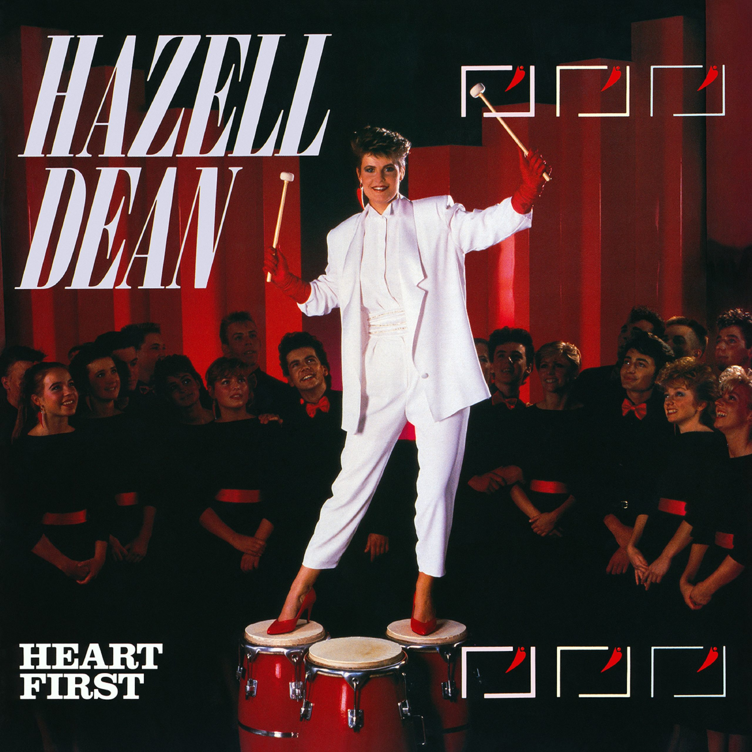 Hazell Dean: Heart First